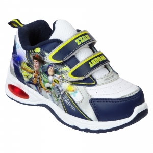 Just one of the many kinds of light sports shoes available now.
